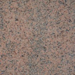 Granite Automne Rose - Meulé
