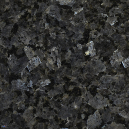 Granite Blue Pearl - Poli glacé