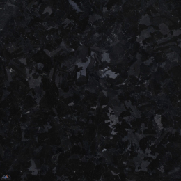 Granite North Black - Poli glacé